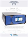 TAPI - Model T201 - Chemiluminescence NH3 Analyzer - Specification Sheet