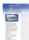 Model 101E–102E - H2S & TRS Analyzers for Ambient Air Quality Monitoring – Specification