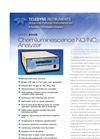 Model 200E - Chemiluminescence NO–NO2–NOX Analyzer – Specification