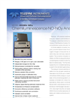 Model 200EU NOy - Chemiluminescence NO-NOy Analyzer –Specification