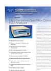 Model 320EU - Ultra Sensitive Gas Filter Correlation N2O Analyzer – Specification