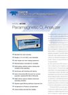 Model 802E - Paramagnetic O2Analyzer – Specification