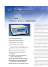 Model 700E - Mass Flow Calibrator – Specification