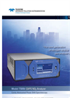 TAPI - Model T500U - CAPS NO2 Analyzer - Brochure Sheet