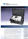 Model 751H - Portable High Performance Zero Air System - Brochure
