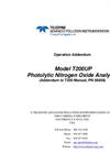 TAPI - Model T200UP - Manual