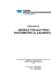 TAPI - Model T703U - Photometric Ozone Calibrator - Specifications