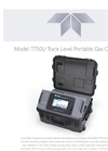 TAPI - Model T750U - Trace Level Portable Gas Calibrator - Specifications
