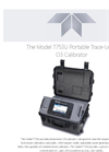 The Model T753U Portable Trace-Level O3 Calibrator