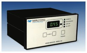 TAPI - Model 454 - Microprocessor Based Gas Monitor