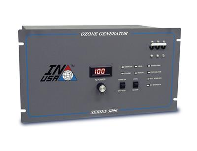 TAPI - Model OG-5000 Series - High Purity Water Cooled Ozone Generator​​