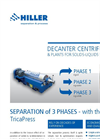 3-Phase Decanter Centrifuge Technology
