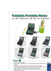 GOnDO - Model PP-201, 203, 206 - Portable pH Meter Brochure