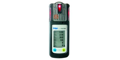 Dräger X-am - Model 5600 - Multi Gas Detection Devices