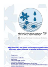 Drinkable-Making Plants Brochure