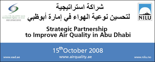EAD launches Abu Dhabi air Quality website & online index
