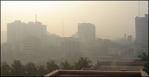 Improving air quality in Dhaka, Bangladesh