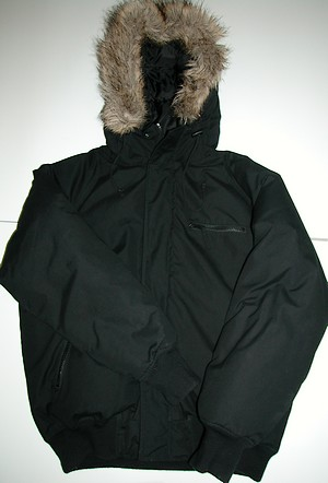 Toxins in all-weather jackets