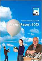 NILU annual report 2003: International focus