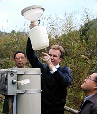 Environmental technology in China
