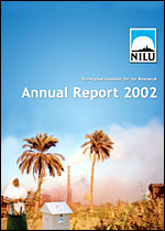 NILU's annual report 2002 available