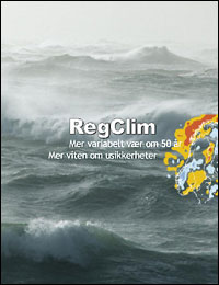 New main results from RegClim