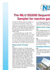SS2000 Sequential Air Sampler: Brochure (PDF 70 KB)