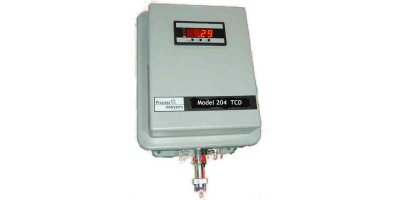 PID Analyzers - Model 204 - Thermal Conductivity Analyzer for Process