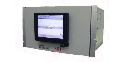 PID Analyzers - Model 301-C - Process Gas Chromatograph