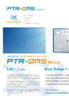 IONICON High-Sensitivity PTR-QMS 500 Brochure