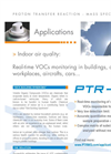 Indoor Air Quality - Study on VOCs Emitted by Air fresheners Brochure