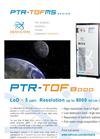 IONICON PTR-TOF-MS Ultimate Performance High-Resolution System Brochure