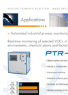 Industrial VOC Monitoring - The Solution for Automated Industrial VOC Monitoring Brochure