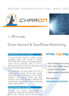 IONICON CHARON Real-Time Aerosol Inlet for IONICON PTR-TOFMS - Brochure