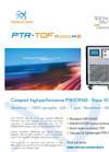 IONICON PTR-TOF 6000 X2 Compact IONICON High-Performance PTR-TOF-MS - Trace VOC Analyzer - Brochure