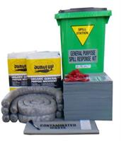 Model 240 Litres - Compliant General Purpose Spill Kit