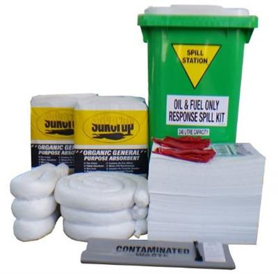 Model 240 Litre - Compliant Oil Fuel Spill Kit
