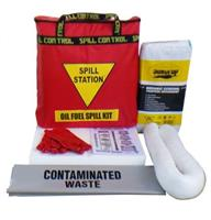 AusSpill - Model 20 Litre - Oil Fuel Spill Kit - Quality Compliant