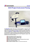 GO3 Project Instrument Package Brochure
