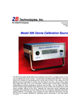 Model 306 - Ozone Calibration Source Brochure