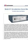 Model OEM-106 - Ambient Ozone Monitors Brochure