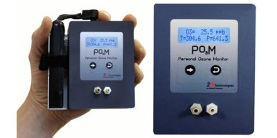 Model POM Series - Personal Ozone Monitor