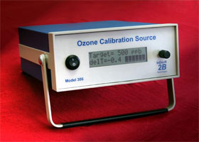 Model 306 Series - Ozone Calibration Source