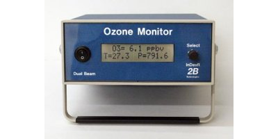 Ozone Monitor - Model 205 Series - Dual Beam - EPA Federal Equivalent Method (FEM)