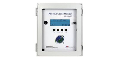 Aqueous - Model UV-106-W - Ozone Monitor