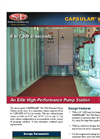 CAPSULAR - Wet Well Mounted Pump Station – Brochure