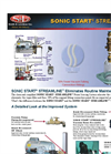 SONIC START, Streamline - Priming System – Brochure