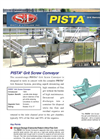 PISTA - Grit Screw Conveyor – Brochure