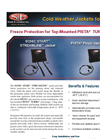 PISTA, TURBO - Freeze Protection for Pump – Brochure