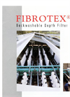 FIBROTEX Backwashable Depth Filter Brochure